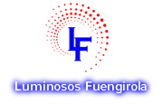 Luminosos Fuengirola